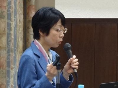 写真:小松弥生 文部科学省研究振興局長