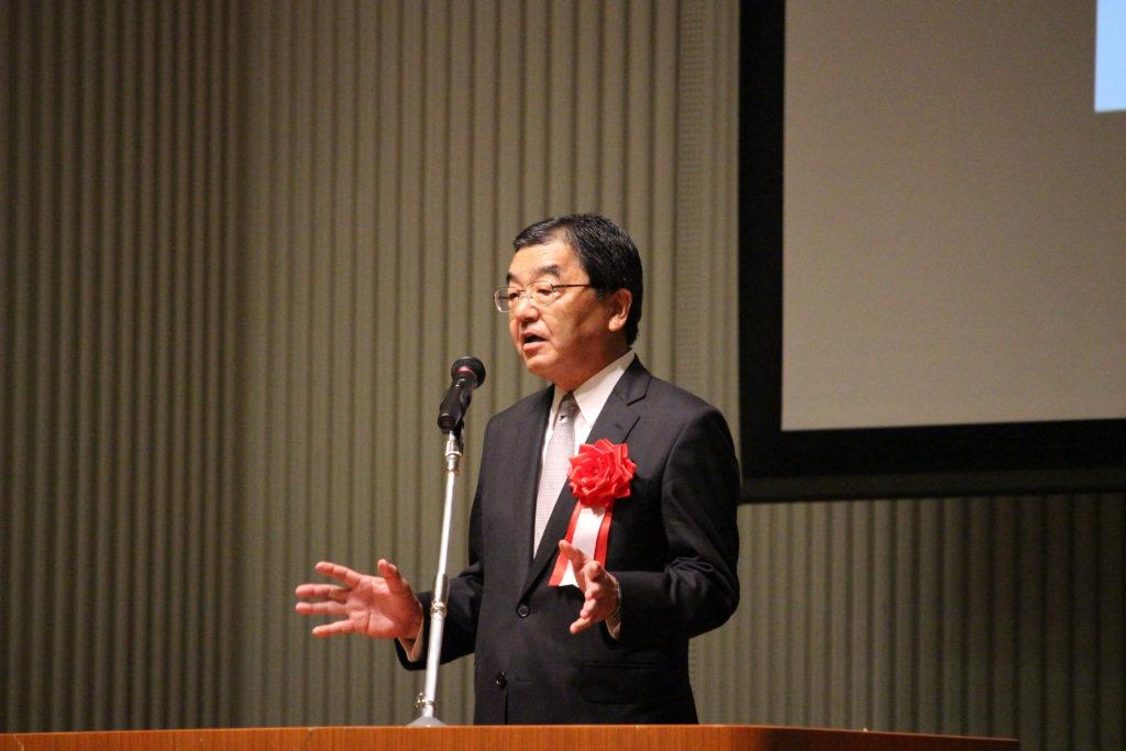 太田道彦如水会副理事長