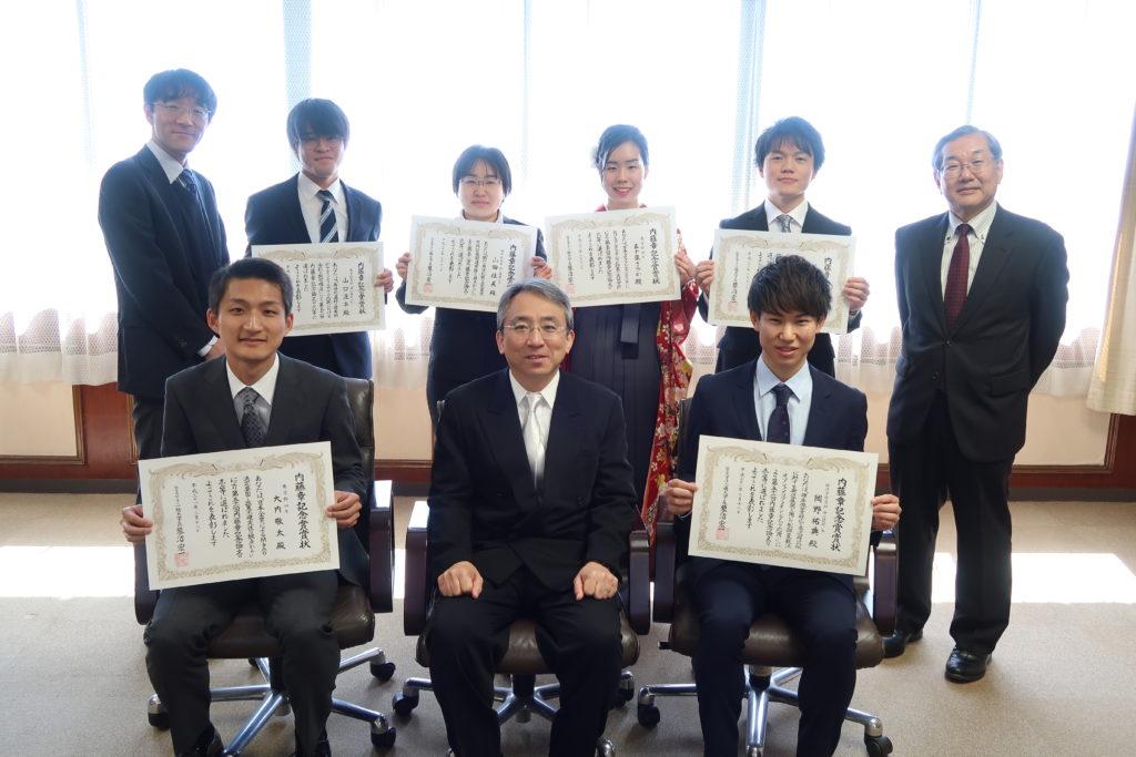 第51回内藤章記念賞論文入選者
